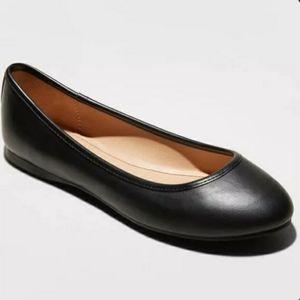 Round Toe Classic Ballet Flats